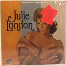 Julie London /Julie London vinyl LP1966 open shrink Sunset label Ex+ Jazz vocal