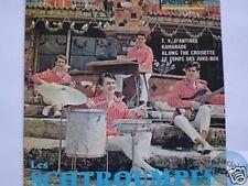 LES SCHTROUMPFS TV D'ANTIBES CD SINGLE EP