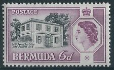 Pre-Decimal First Day Cover Bermuda Stamps