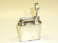 DUNHILL VINTAGE liftarm Lighter-SILVER PLATED-Pat. 390107-Inghilterra-RARE