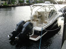 2013 Scout 262 Abaco''176 hrs'' freshwater boat'' twn 150hp yamahas'' like new''