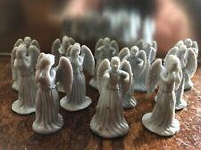 Dr Who Magazine Weeping Angels Mini Figure Set