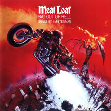 MEAT LOAF MEATLOAF ( NEW SEALED CD ) BAT OUT OF HELL 1/ ONE ( 3 BONUS TRACKS )