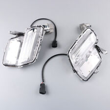 Car Fog Light Lamp LED Auto Driving Lights-Left + Right Fits Volvo XC60 14-18