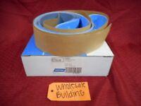"051135135587 3M Sanding Belt 461F  3/"" x 10-11//16/"" P80 CL  10 Belts to a order"