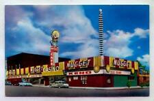 Nugget Casino Carson City NEVADA *OLD*