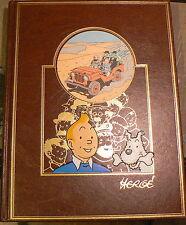 Tintin L'œuvre intégrale-d'Hergé Tome 7 Les 7 boules de cristal 5 volumes en un