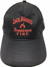 Jack Daniels Tennessee Fire baseball cap truckers hat Free Shipping