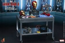 Development Work Set Hot Toys Accessories U0026 Collection of Iron Man 3' 6