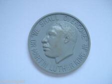 MLK COIN 1929 ATLANTA GA - 1968 MEMPHIS TN ~ WE SHALL OVERCOME