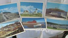 6 Lighthouse Nautical Sailboat Style  Placemats America the Beautiful