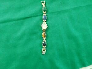 Vintage Ladies Watch with Scarab Band made by Monet