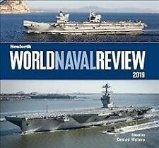 Seaforth World Naval Review 2019, Hardcover by Waters, Conrad (EDT), Brand Ne...