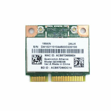 Qualcomm Atheros AR9565 QCWB335 BT 4.0 WIFI Card WLAN Wireless half Mini Pcie