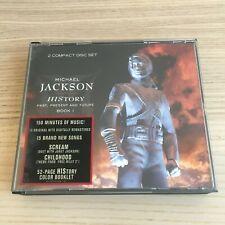 Michael Jackson _ History _ 2 X CD Album BoxSet _ 1995 Epic Austria