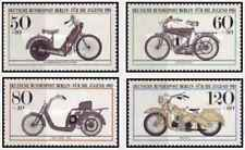 Timbres Motos Allemagne Berlin 655/8 ** lot 24605