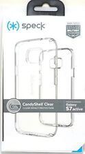 Speck CandyShell Clear Case for Samsung Galaxy S7-Active - Clear