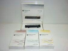 Genuine BMW Natural Air Freshener Starter And Air Freshener Refill Kit Set of 3
