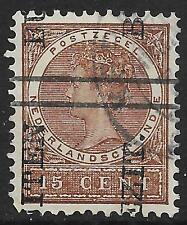 Netherlands Indies stamps 1908 NVPH 90fb  CANC  VF