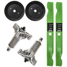 Deck Rebuild Kit for AYP Craftsman LT2000 42 Inch Deck Spindle Blade Pulley