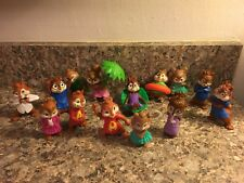 McDonalds Alvin And The Chipmunks Chipettes Happy Meal Toy