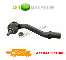 TIE ROD END LH (Left Hand) OUTER FOR PEUGEOT 1007 1.4 68 BHP 2005-09