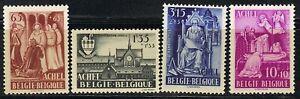 BELGIUM Semi Postals - see scan!!