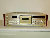 Sony TC-K970ES High-End Tape Deck Champagner, 2 Jahre Garantie