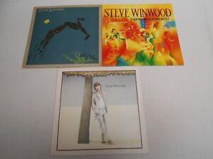 Steve Winwood - Sammlung 3 LPs