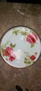 Rose salad plates
