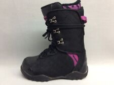 Triple Nichel Womens MMX2 Snow Board Boot Left Boot Only Black, Size 8 US