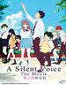 DVD Japan Anime A Silent Voice (Koe No Katachi) The Movie 声之形 English Audio DUB