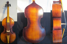 "Baroque Style solid wood SONG Brand maestro 6 strings 27"" viola da gamba"