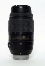 Nikon AF-S 55-300mm F4.5/5.6G DX VR Lens