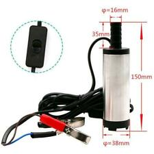 Submersible Pump Water Oil Fuel Transfer Refueling Tool Kit New