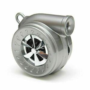 Portable Wireless Bluetooth Turbo Speaker JDM Car Music Boost Drift 4x4 V8 Race
