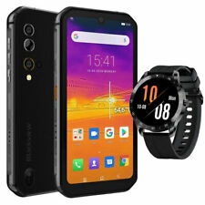Blackview BV9900 Pro BV9900E IP68 Rugged Smartphone 8GB RAM 48MP & X1 Smartwatch