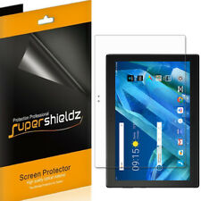 3X SuperShieldz Clear Screen Protector for Lenovo Moto Tab