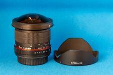 Samyang 8mm f/3.5 Fisheye CS per Canon EF