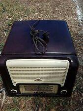 Radio AM Vintage Astor Super Six Rare Record Player