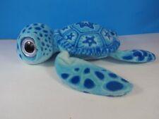 "Petting Zoo Plush Sea Turtle, ""Sandals"""