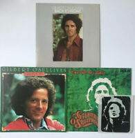 GILBERT O'SULLIVAN Greatest Hits+Back To Front+I'm A Writer Not A Fighter Vinyls