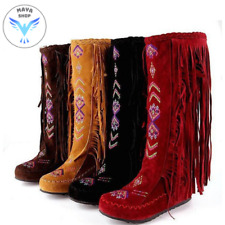 NATIVE AMERICAN FASHION WINTER BOOTS ORIGINAL QUALITY