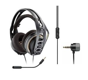 Plantronics Gear Up RIG 400 PRO HC Gaming Dolby Atmos Headphones Xbox One & PS4