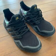 🔥 ADIDAS ULTRABOOST 4.0 DNA CORE BLACK FW4324 Shoes Size 9
