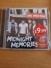 CD - One Direction - Midnight Memories - BNIP