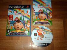 OUI-OUI...et le livre magique... jeu complet...sur PS2