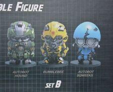 Hasbro Transformers The Last Knight Super Deformed / 3-er Set B Herocross 2722