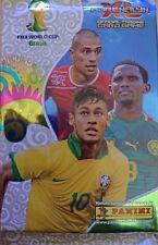 Set 5 Sobres Sachet Booster Bustina Packet Adrenalyn XL Fifa Brasil Brazil 2014