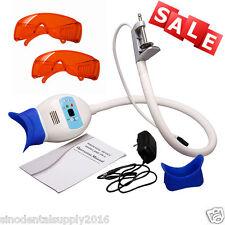 Blue Ray Dentale LED Lamp lampada sbianca Accelerato Sbiancamento RD + 2 Goggles